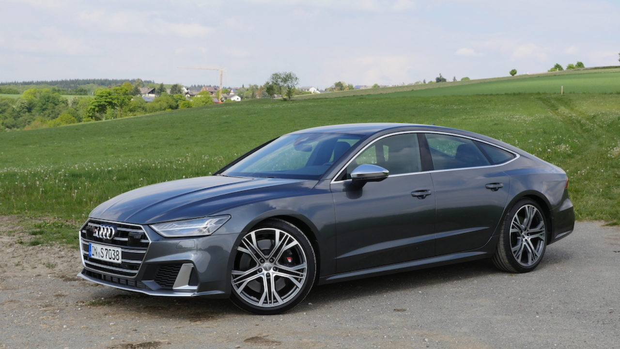 2020 Audi A7 Pictures