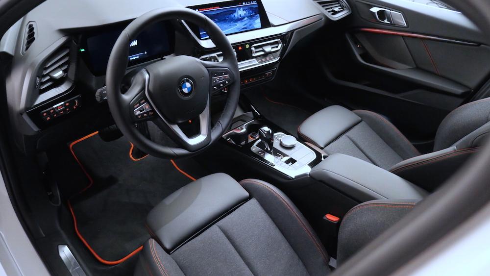 Neuer Bmw 1er Premiere M135i Vs Sport Line Autogefuhl