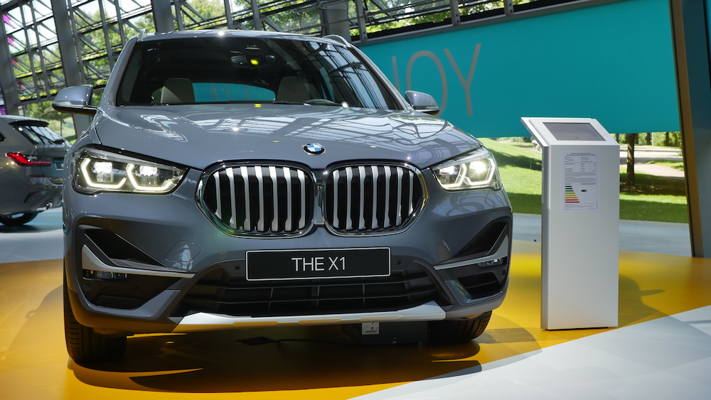 Bmw X1 Facelift Premiere 2020 Autogefuhl