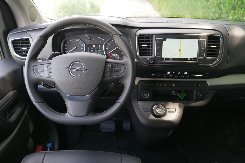 Opel Zafira Life Fahrbericht Autogefuhl