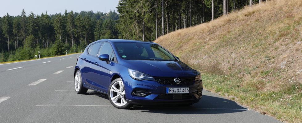 Opel Astra Facelift Fahrbericht 2020 Autogefuhl