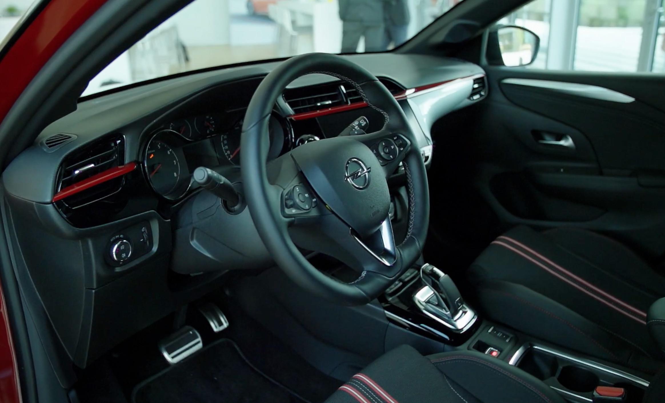 Neuer Opel Corsa Gs Line Und Elektrischer Corsa E Vorstellung Mit Innenraum Autogefuhl