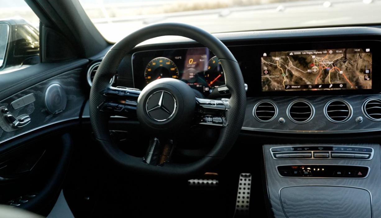 Mercedes E-Klasse Facelift 2020 - Autogefühl