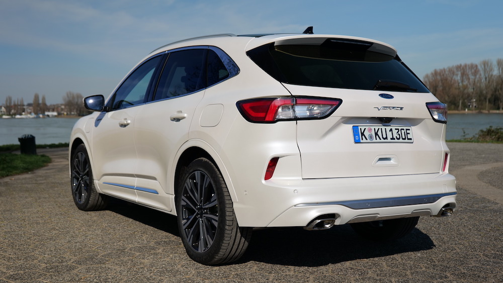 Neuer Ford Kuga 2020 Fahrbericht Kuga PHEV Plugin-Hybrid ...