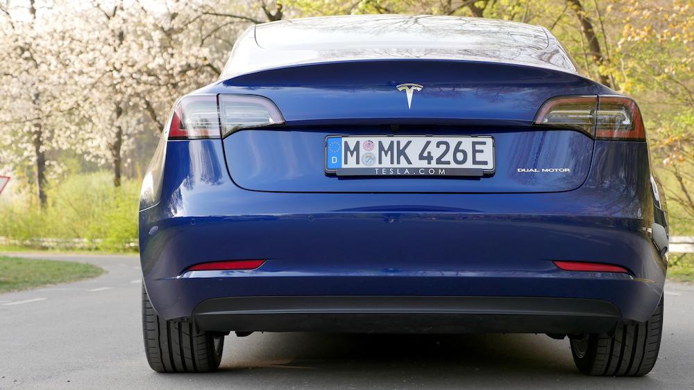 Tesla Model 3 Test Long Range Version für maximale ...