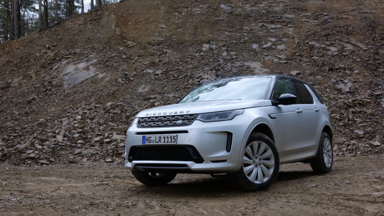 2020 Land Rover Discovery Sport Release Date