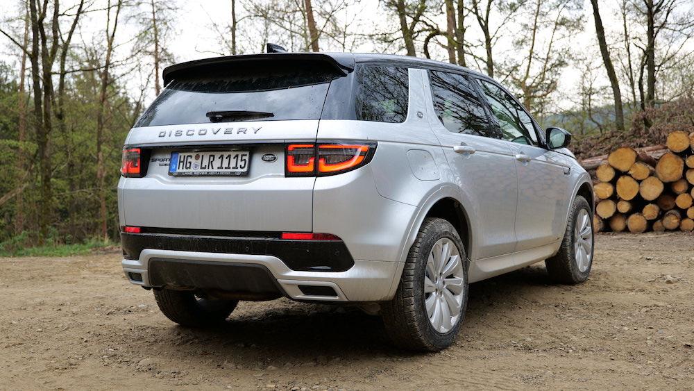 Land Rover Discovery Sport 2020 Fahrbericht Facelift Oder Ganz Neu Autogefühl