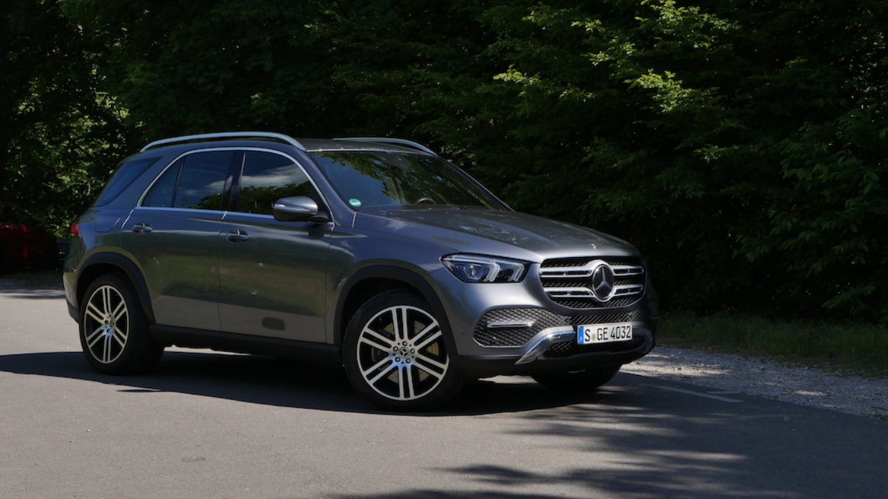 2020 Mercedes GLE New Review