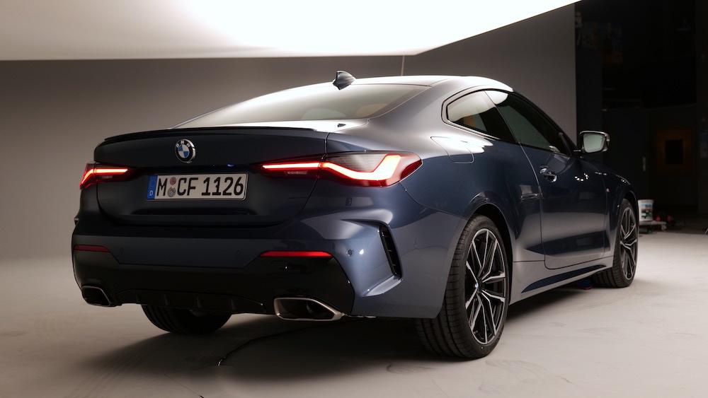 Neues BMW 4er Coupé 2020 M440i xDrive - Autogefühl