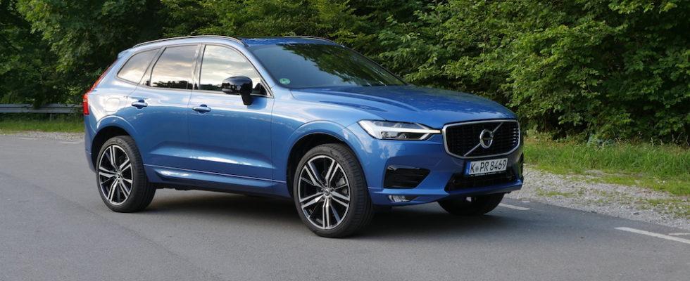 Volvo Xc60 B5 Mhev Fahrbericht 2020 Autogefuhl