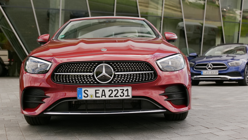 Mercedes E-Klasse Cabriolet E450 AMG-Line Facelift ...