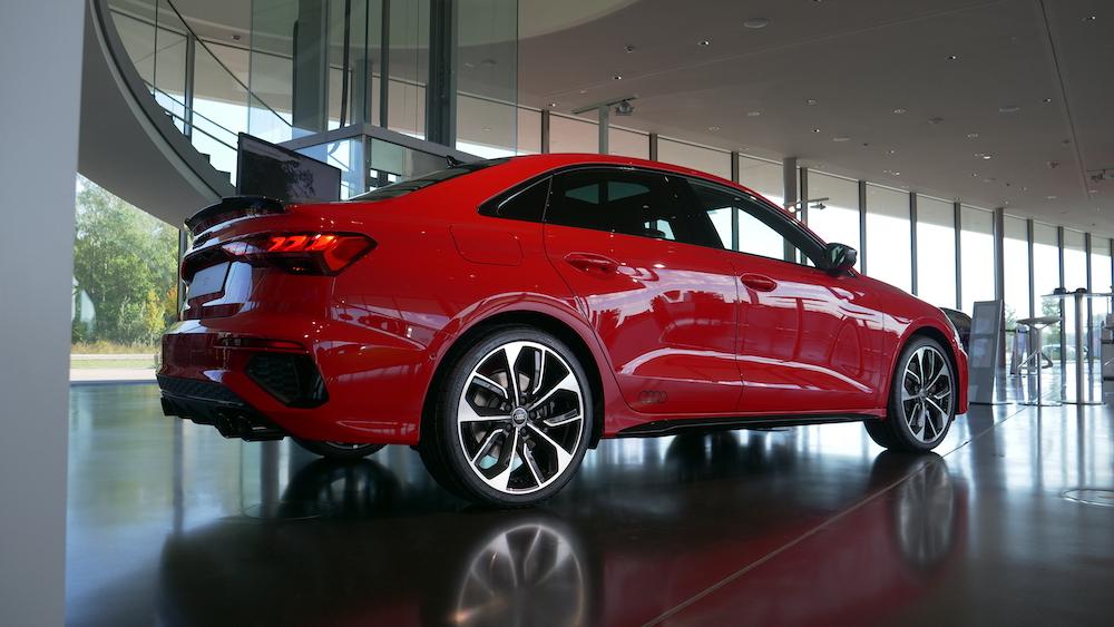 Audi S3 Sportback Fahrbericht 2021 mit 310 PS - Autogefühl