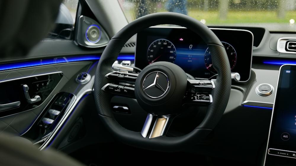 Neue Mercedes S-Klasse Fahrbericht 2021 AMG-Line S580 V8 ...