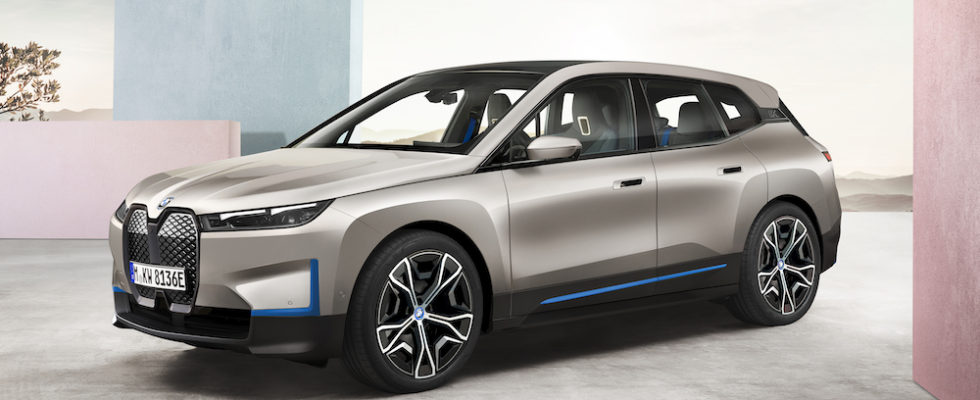 BMW iX - neues BMW Elektro-SUV in BMW X5 Größe - Autogefühl